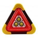 Acil Durum Işıklı Yol Uyarı El Lambası